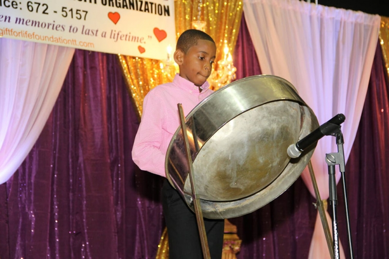 Gift For Life Foundation Takes The Children To Stage