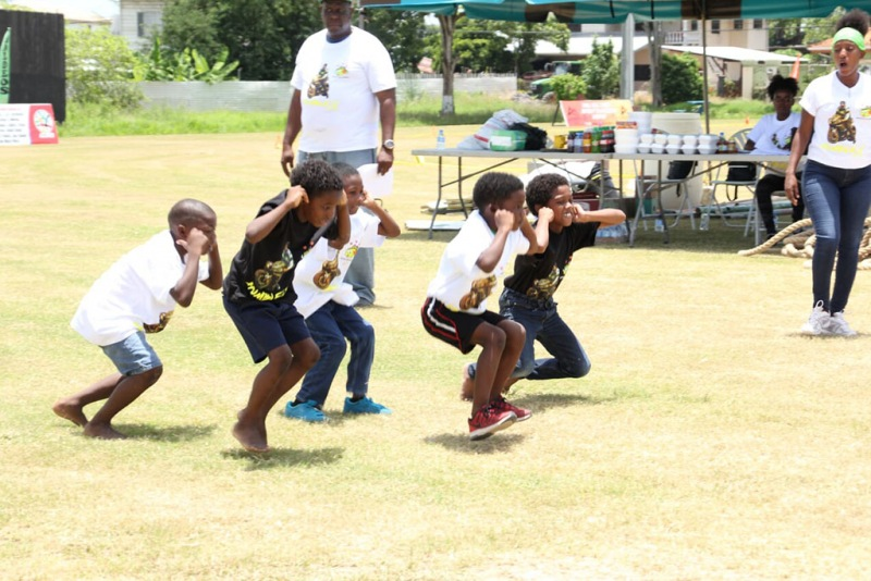 GFLF Partners with Humble #28 Children's Foundation on its Annual Sports Day