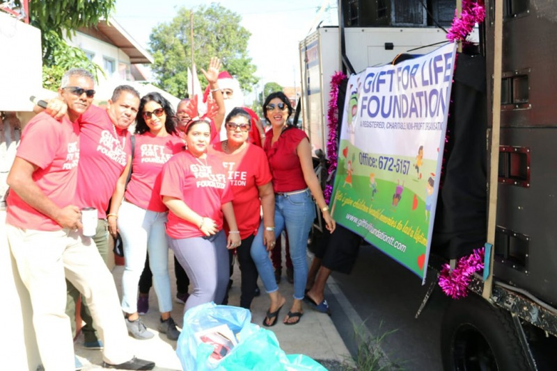 Motorcade 2019 – 10th Year of Christmas Cheer by Gift For Life Foundation