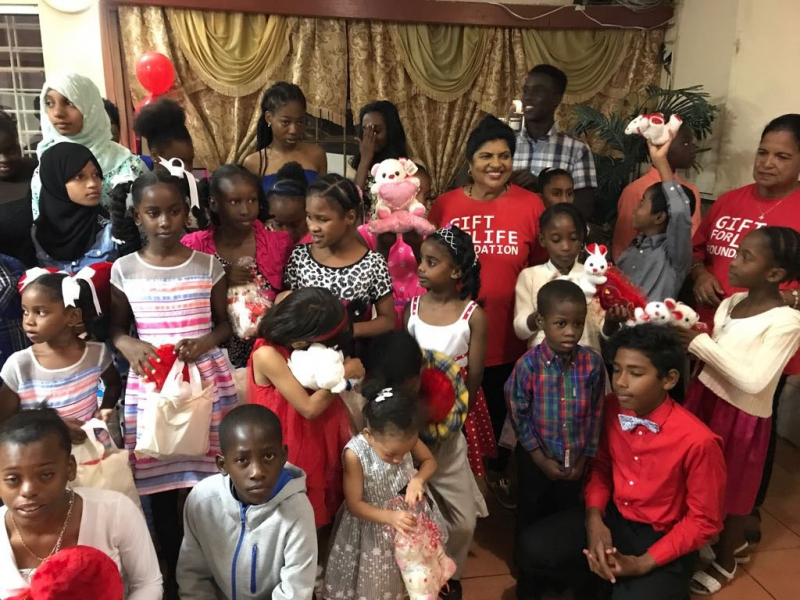 GFLF Spreads Love Across the Homes